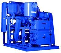 增压泵/滑阀泵真空抽吸系统