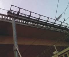 高速铁路异物侵限监测系统
