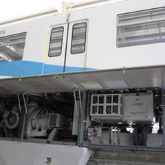 城轨列车牵引系统