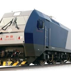 HXD1C型大功率交流传动电力机车