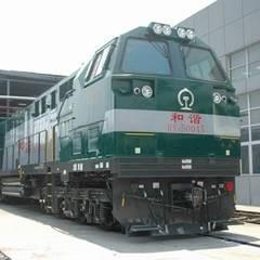 HXN5型大功率交流传动内燃机车